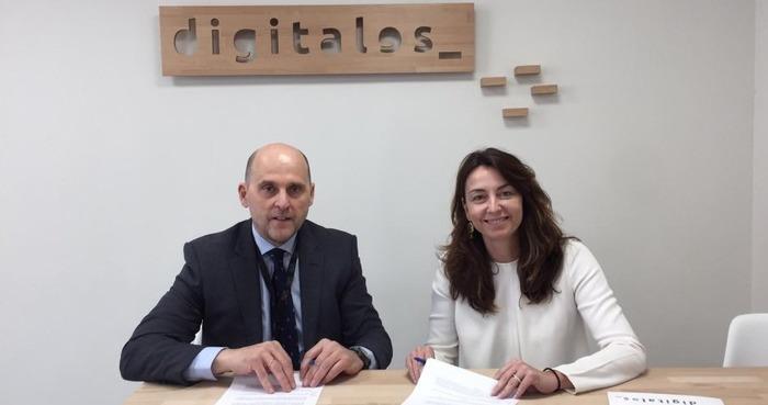 ETICOM y DigitalES se unen para impulsar la transformación digital de la economía española