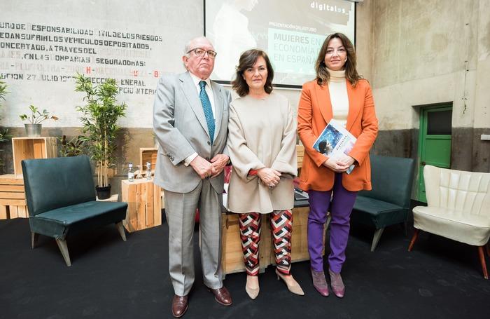 Presentación Informe Mujeres en la Economía Digital