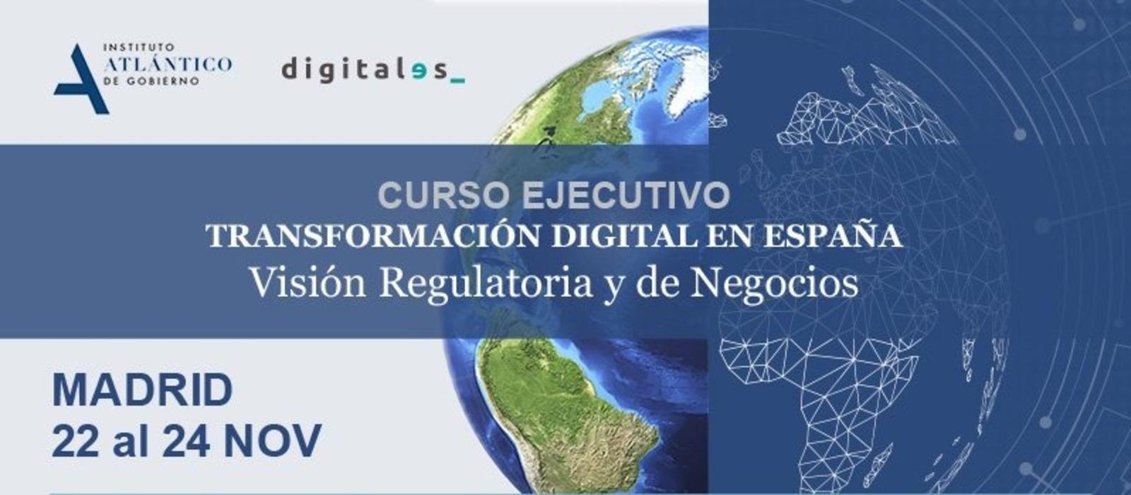 DigitalES diseña el primer curso de digitalización dirigido a personal de la Administración Pública
