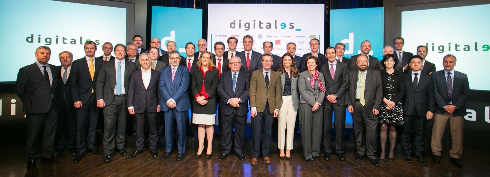 Más de 200  expertos en digitales para cambiar el mañana