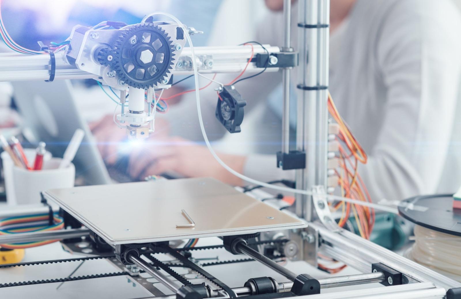 6 cosas que la impresión 3D puede hacer para mejorar tu alimentación