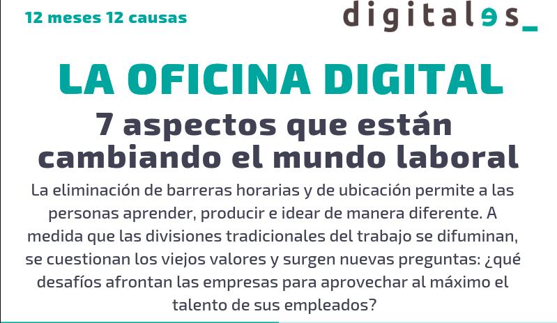 Infografía La Oficina Digital