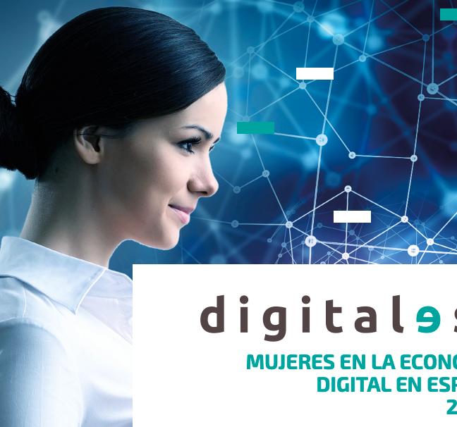 Informe Mujeres en la Economía Digital en España 2018