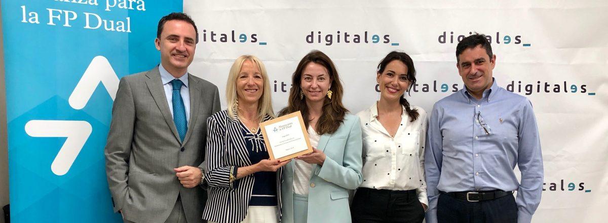 DigitalES se suma a la Alianza para la Formación Profesional Dual
