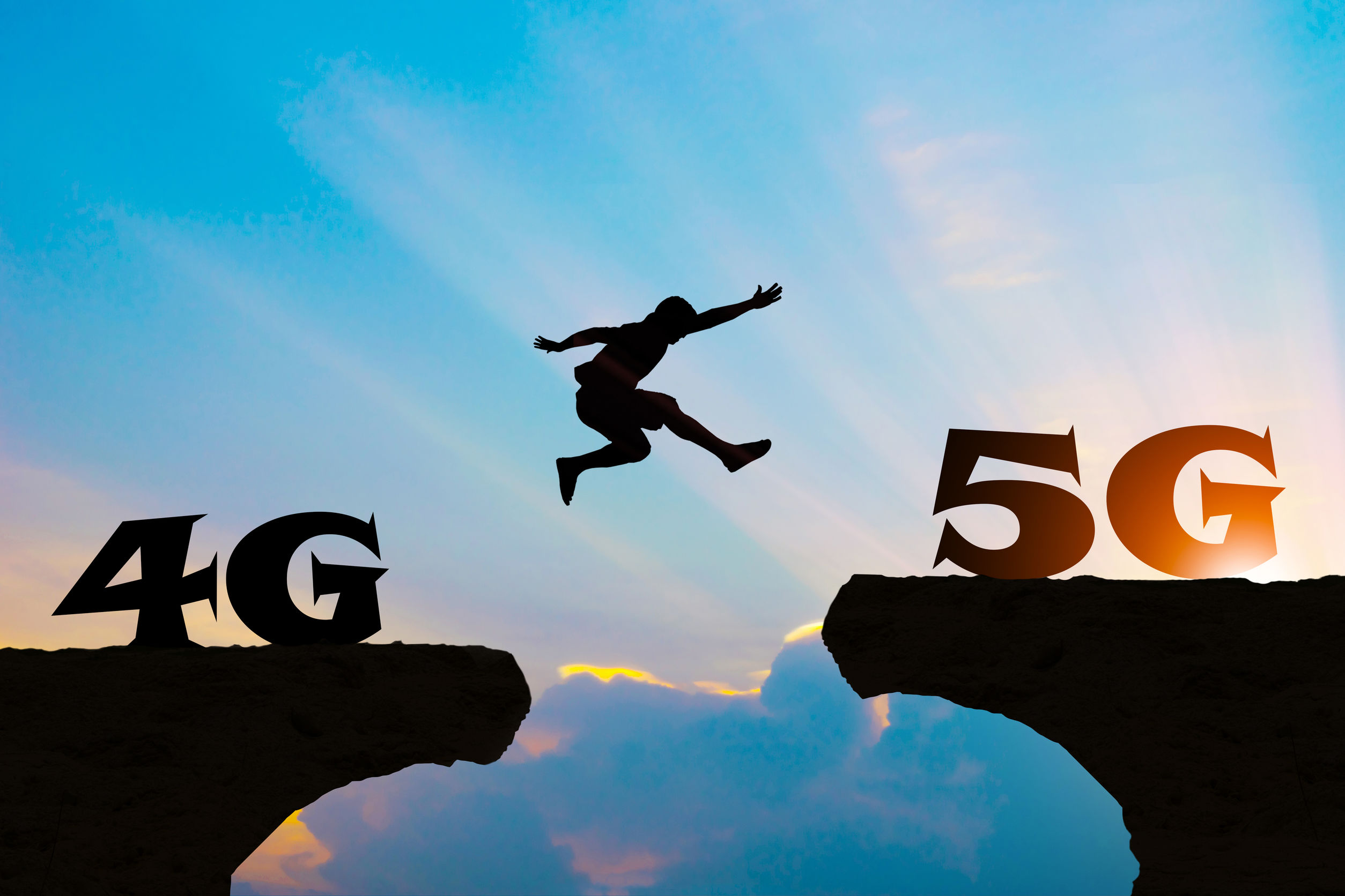 4G cambia a 5G