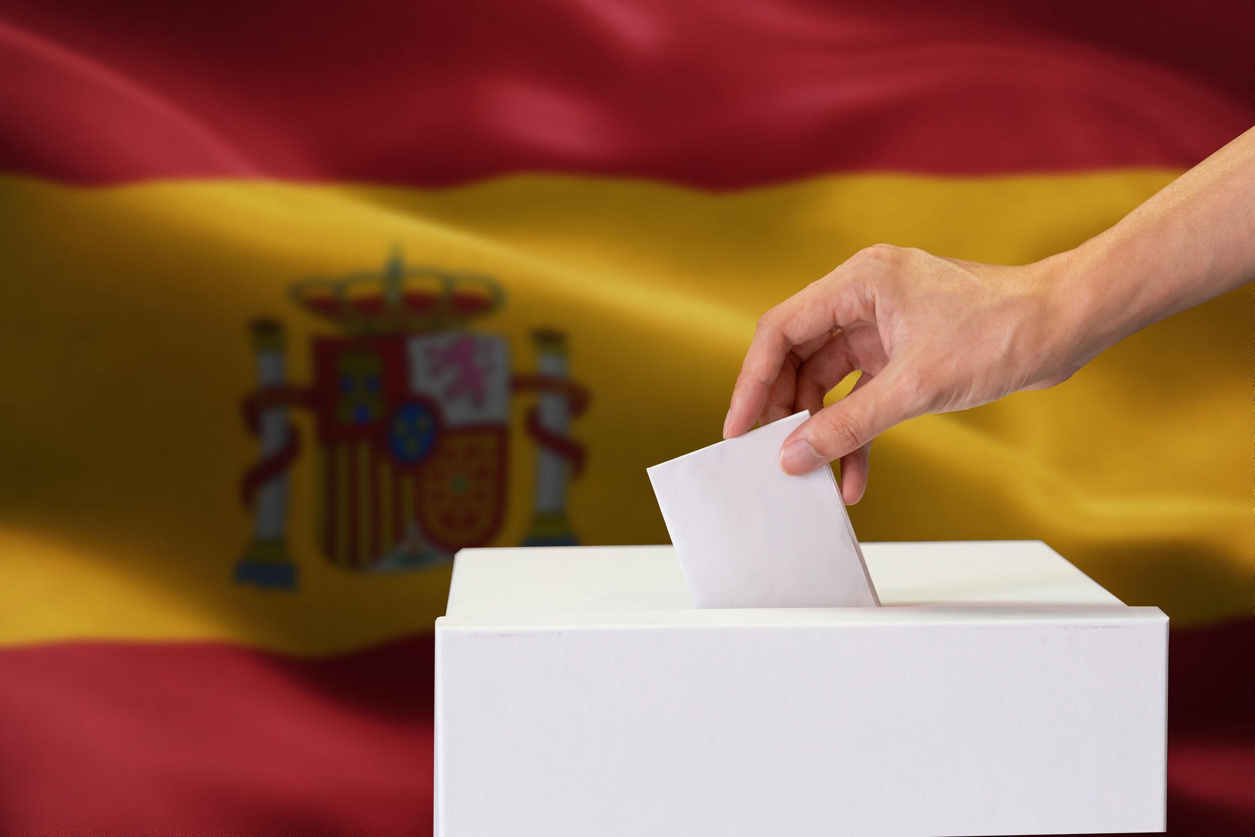 votacion españa