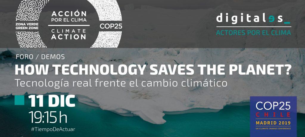 Digitales COP 25