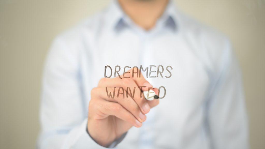 mujeres soñadoras