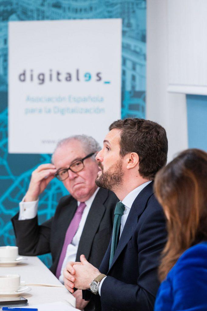 lobby digitalización DigitalES