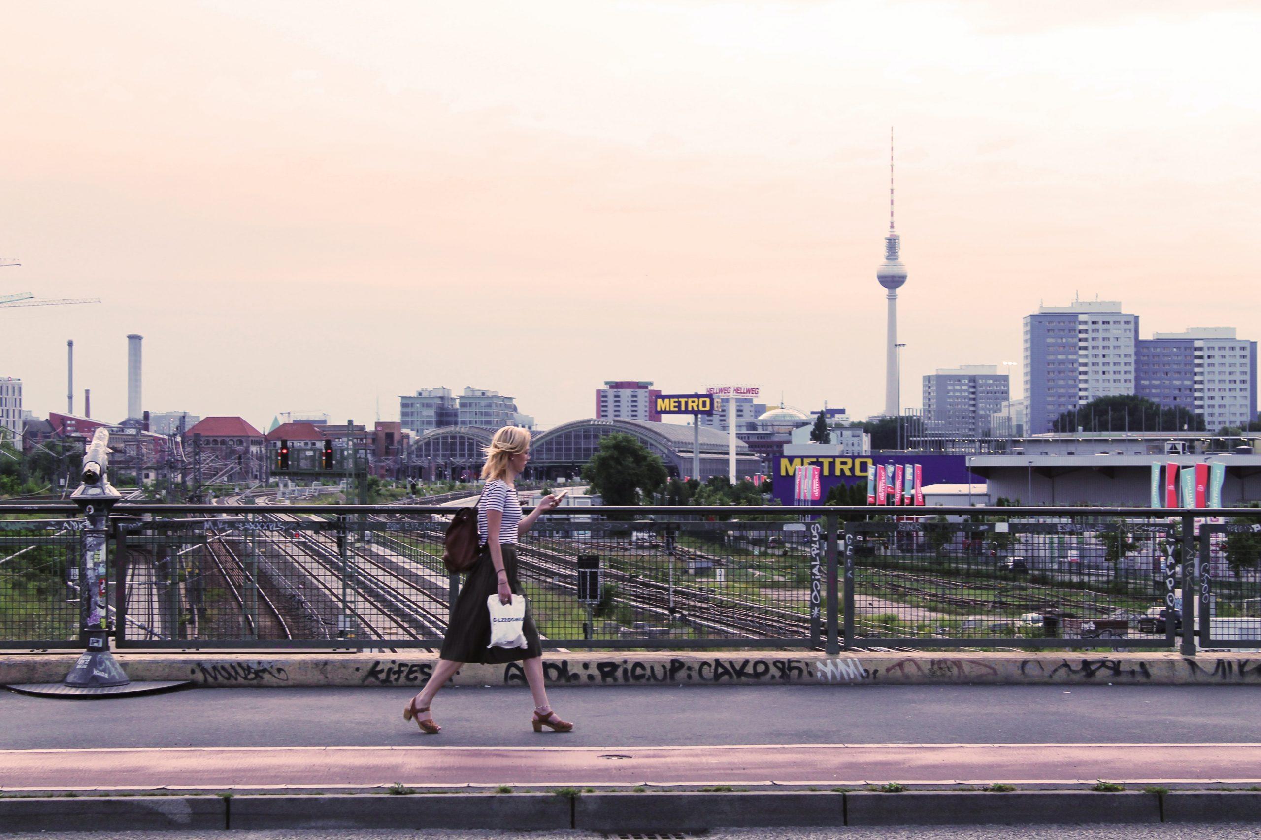 Berlin geolocalizacion