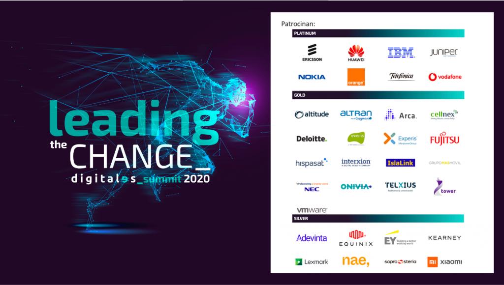 Patrocinadores Summit 2020