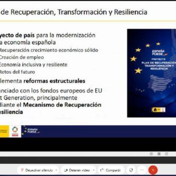 plan de recuperacion transformacion y resiliencia, fondos europeos next generation