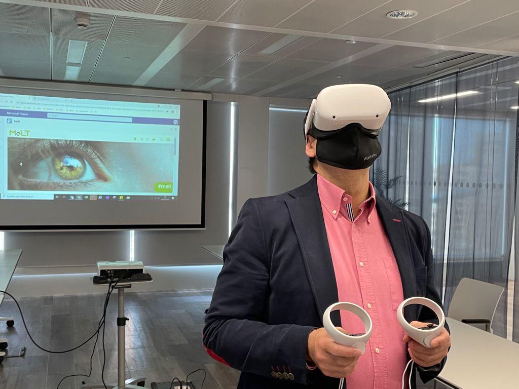 realidad virtual everis
