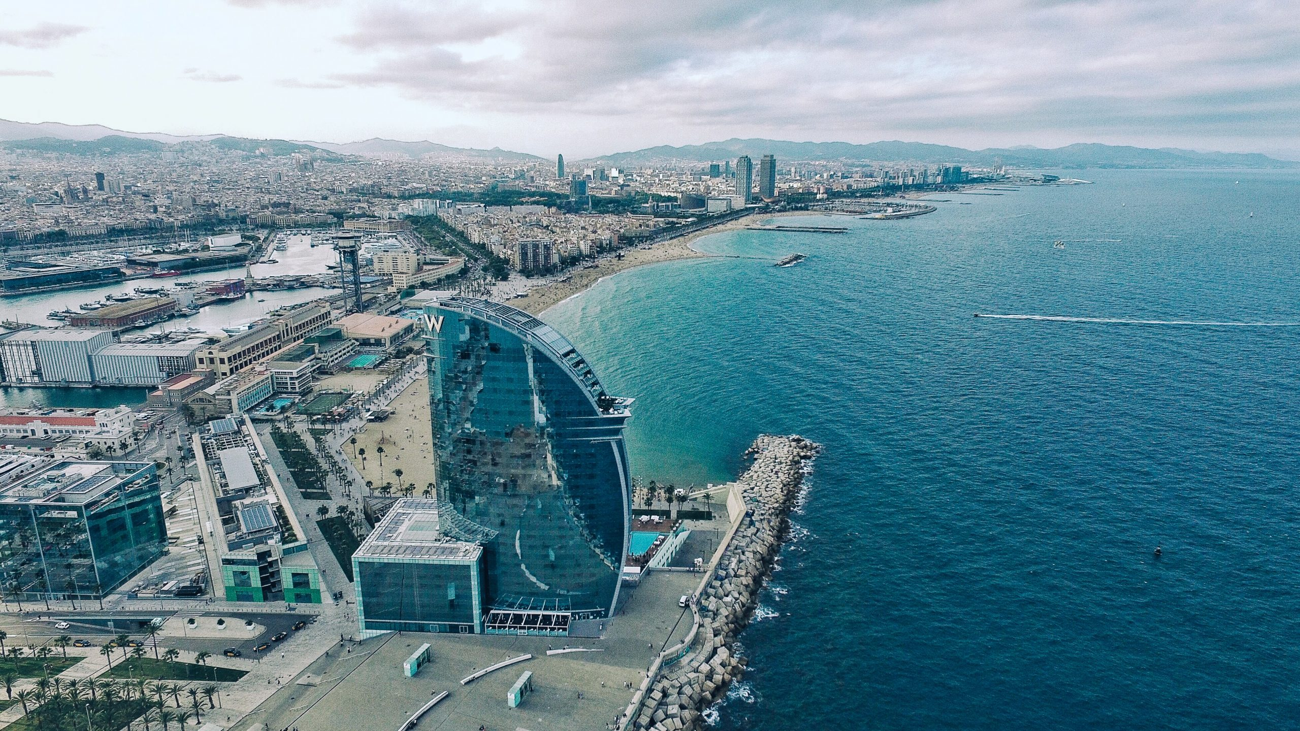 Piloto 5GCAT: Los proyectos que convertirán a Barcelona en la capital mundial del 5G