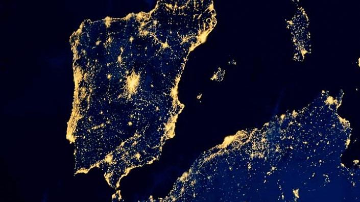 situacion geografica España