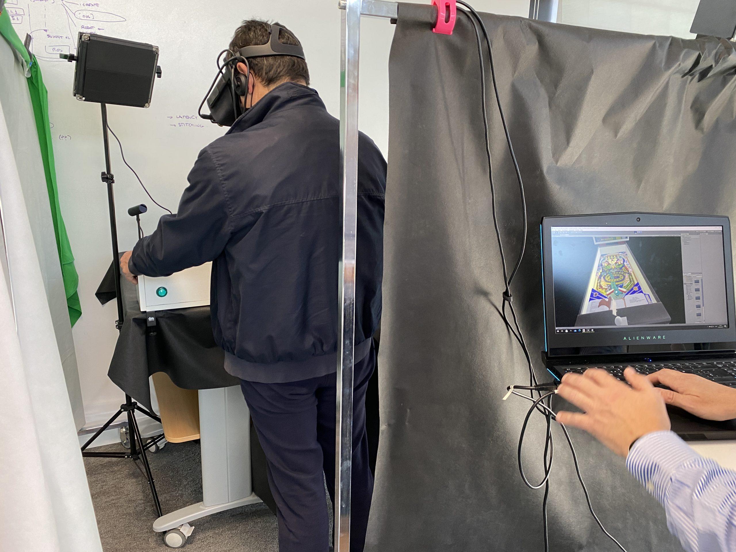 realidad virtual nokia