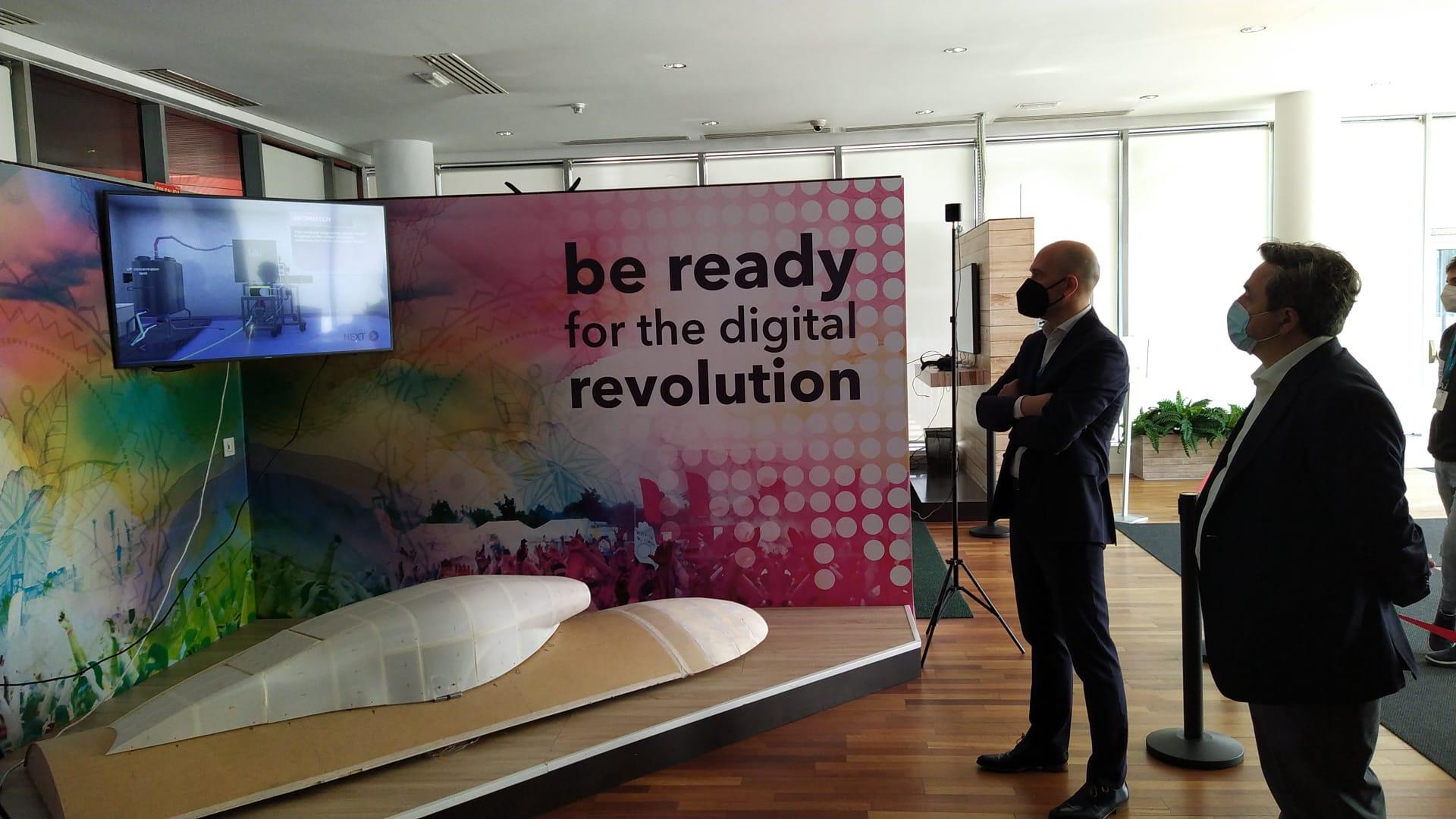 asociación DigitalES y realidad virtual