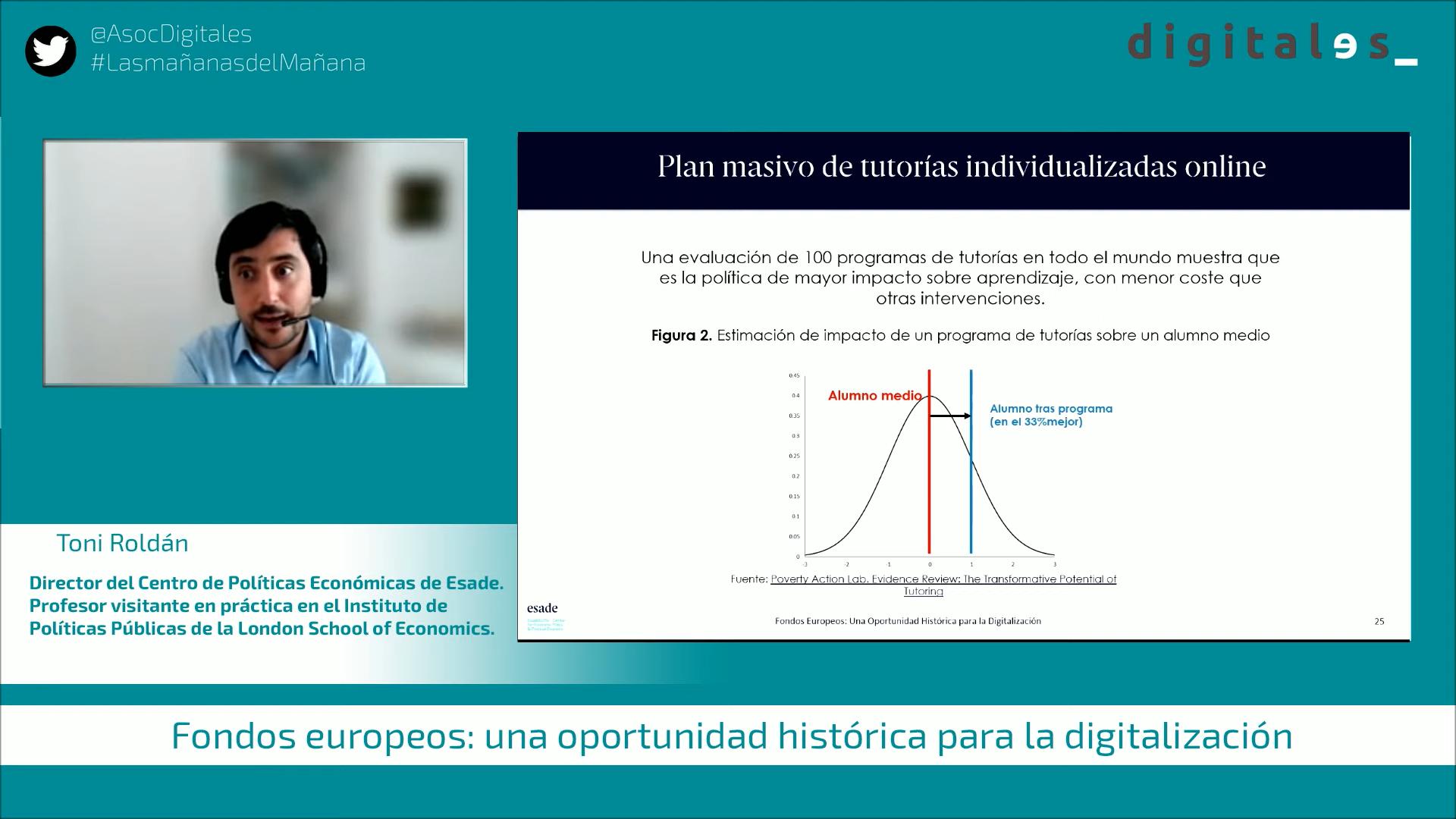 fondos europeos Next Generation y digitalización
